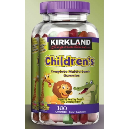【美国直邮】儿童多种维生素Kirkland Signature Children's Complet